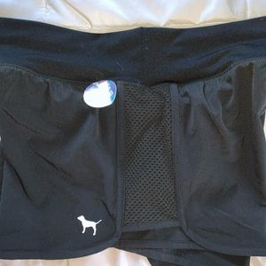 PINK ultimate running shorts